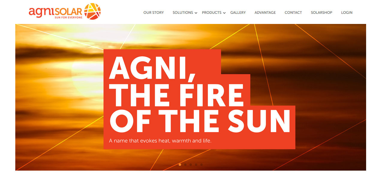 SEO Case Study - Agni Solar Systems Pvt. Ltd.